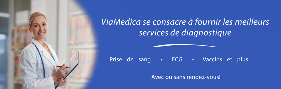 ViaMedica is Dedicated to providing the Finest in Diagnostics Services